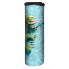 Climbing Chameleon Stainless Steel 17oz Travel Mug | The Mountain | 5940521
