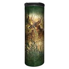 Golden Moment Deer Stainless Steel 17oz Travel Mug | The Mountain | 5961671 | Deer Travel Mug