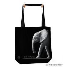 "Elephant 18"" Tote Bag 