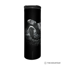 Sea Turtle 17oz Travel Mug | Littering Kills | The Mountain | 5959821 | Turtle Travel Mug