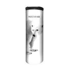 Polar Bear 17oz Travel Mug | Protect My Home | The Mountain | 5955541 | Polar Bear Travel Mug