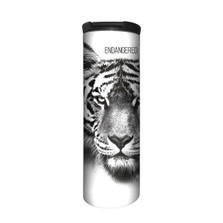 Endangered Tiger Stainless Steel 17oz Travel Mug | The Mountain | 5955511 | Tiger Travel Mug