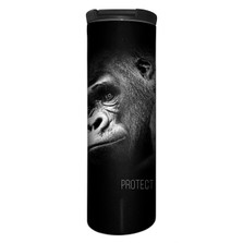Gorilla 17oz Travel Mug | Protect My Habitat | The Mountain | 5960891 | Gorilla Travel Mug