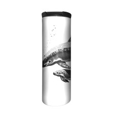 Critically Endangered Whales Stainless Steel 17oz Travel Mug | The Mountain | 5955571 | Whale Travel Mug