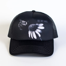 Bee My Voice Trucker Hat | The Mountain | 7660889 | Bee Hat