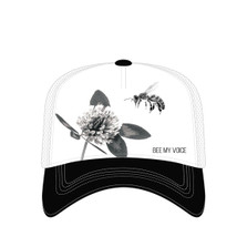 Clover Bee My Voice Trucker Hat | The Mountain | 7655599 | Bee Hat