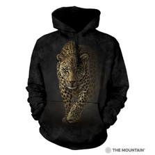 Savage Leopard Unisex Hoodie | The Mountain | 724944 | Leopard Sweatshirt