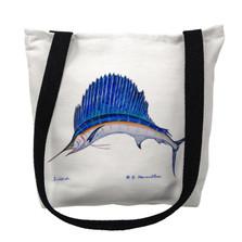 Sailfish Tote Bag | Betsy Drake | TY006M