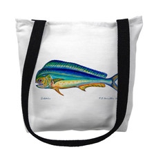 Mahi Mahi Dolphin Fish Tote Bag | Betsy Drake | TY010M