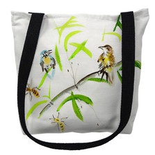 Birds and Bees I Tote Bag | Betsy Drake | TY016M