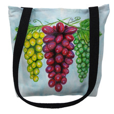 Bunches of Grapes Tote Bag | Betsy Drake | TY041M