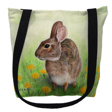 Rabbit Tote Bag | Betsy Drake | TY053LM