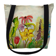 Betsy's Garden Tote Bag | Betsy Drake | TY060M