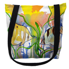 Angel Fish Tote Bag | Betsy Drake | TY305M