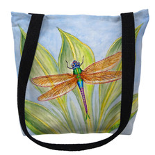 Dragonfly Tote Bag | Betsy Drake | TY299M