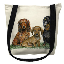 Dachshunds Tote Bag | Betsy Drake | TY074M