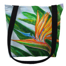 Bird of Paradise Tote Bag | Betsy Drake | TY080M