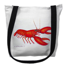 Red Lobster Tote Bag | Betsy Drake | TY081RM