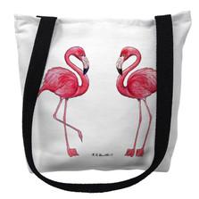 Flamingos Tote Bag | Betsy Drake | TY084WM