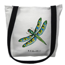 Dick's Dragonfly Tote Bag | Betsy Drake | TY087M