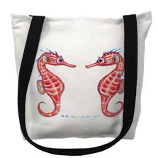 Seahorses Tote Bag | Betsy Drake | TY088M