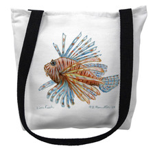 Lion Fish Tote Bag | Betsy Drake | TY093M