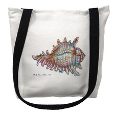 Conch Shell Tote Bag | Betsy Drake | TY094M
