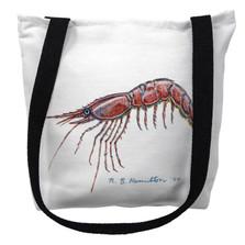 Shrimp Tote Bag | Betsy Drake | TY095M