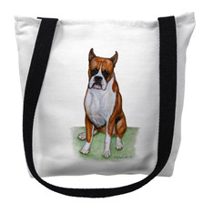 Boxer Dog Tote Bag | Betsy Drake | TY096M