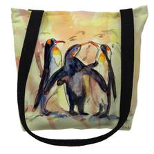 Penguins Tote Bag | Betsy Drake | TY097M
