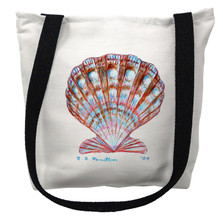 Scallop Shell Tote Bag | Betsy Drake | TY112M