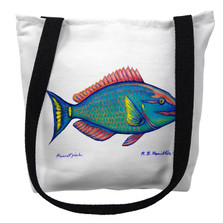 Parrot Fish Tote Bag | Betsy Drake | TY115M