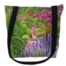 Garden Door Tote Bag | Betsy Drake | TY119M
