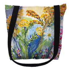 Wild Flowers Tote Bag | Betsy Drake | TY166M