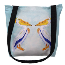 King Pelican Tote Bag | Betsy Drake | TY177M