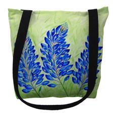 Blue Bonnets Tote Bag | Betsy Drake | TY192M