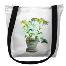 Daisies in Pot Tote Bag | Betsy Drake | TY193M