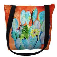 Cactus Tote Bag   Betsy Drake   TY755M