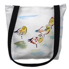 Four Sanderlings Tote Bag | Betsy Drake | TY1044M
