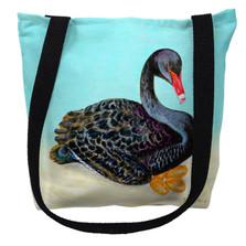 Black Swan Tote Bag | Betsy Drake | TY1012M