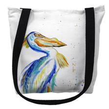 Watercolor Shorebird Tote Bag | Betsy Drake | TY1010M