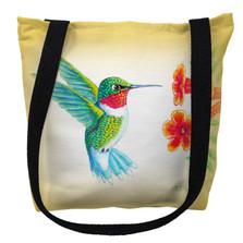 Dick's Hummingbird Tote Bag | Betsy Drake | TY1093M