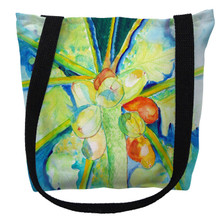 Coconut Palm Tote Bag | Betsy Drake | TY1100M