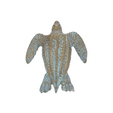 Leatherback Turtle Sculptural Pin | Cavin Richie Jewelry | KB-200A-PIN
