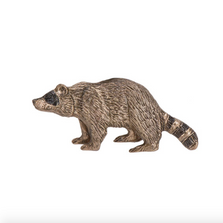 Raccoon Sculptural Pin | Cavin Richie Jewelry | KB-110-PIN