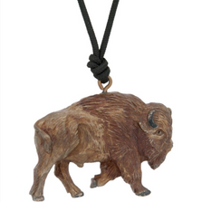 Buffalo Pendant Necklace | Cavin Richie Jewelry | KB-165-PEND