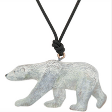 Polar Bear Pendant Necklace | Cavin Richie Jewelry | KB-155-PEND