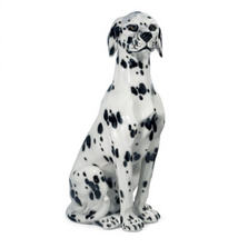 Dalmatian Dog Ceramic Sculpture | Intrada Italy | ANI2313
