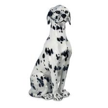 Dalmatian Dog Ceramic Sculpture | Intrada Italy | ANI2313