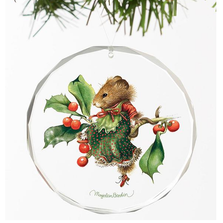 Mouse Crystal Ornament | Vera the Mouse Takes a Rest | Wild Wings